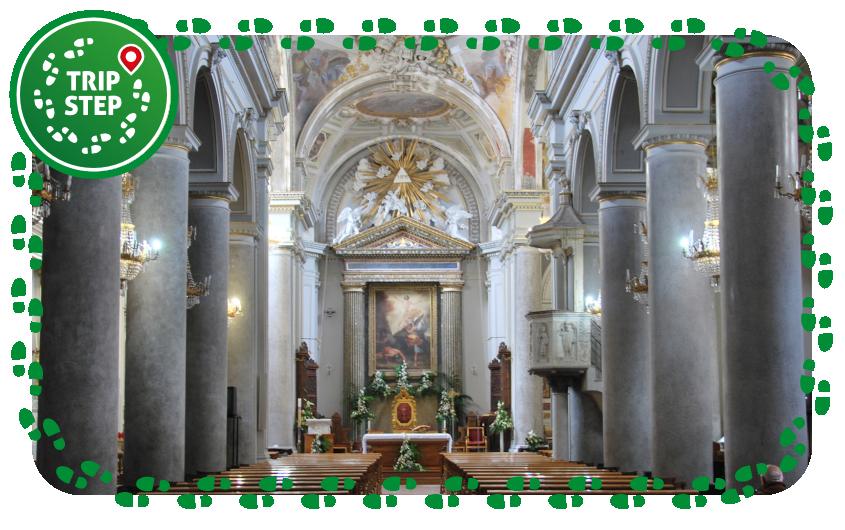 Cattedrale di Nicosia navata centrale foto di giomodica via Wikimedia Commons