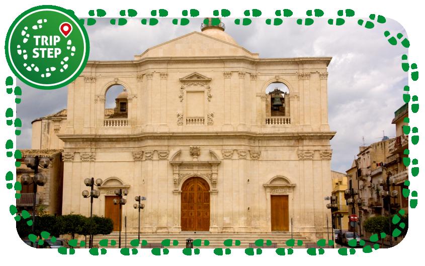 Chiesa del Santissimo Crocefisso foto di poudou99 via Wikimedia Commons
