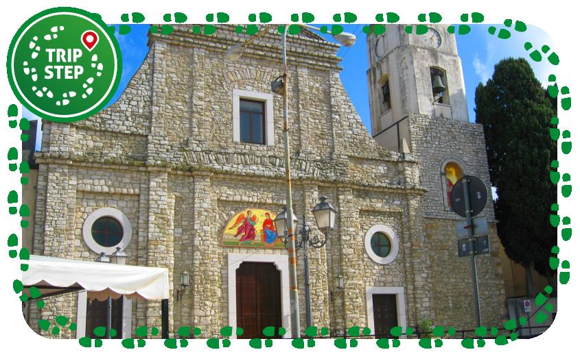 Chiesa di Maria S.S. Annunziata e San Nicolo foto di Thomas Julin via Wikimedia Commons