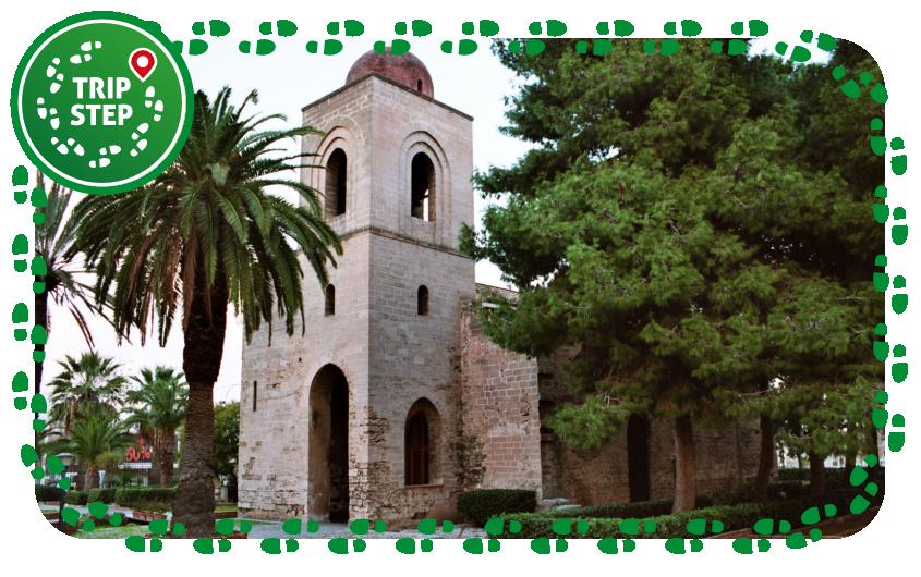 Chiesa di San Giovanni dei Lebbrosi facciata foto di Bjs via Wikimedia Commons