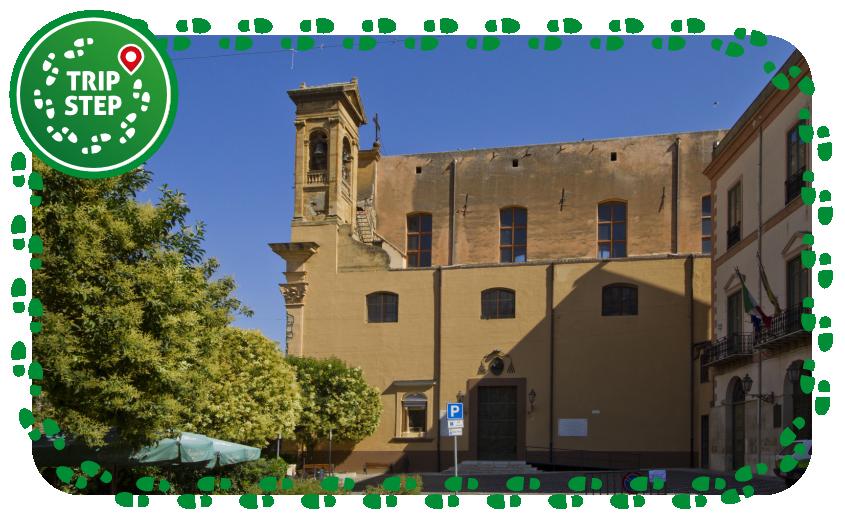 Corleone Chiesa di San Martino foto di Trolvag via Wikimedia Commons