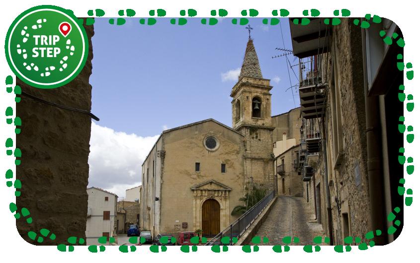 Gangi chiesa Santissimo Salvatore foto di: trolvag via Wikimedia Commons