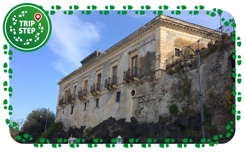 Giardini Naxos castello di Schisò