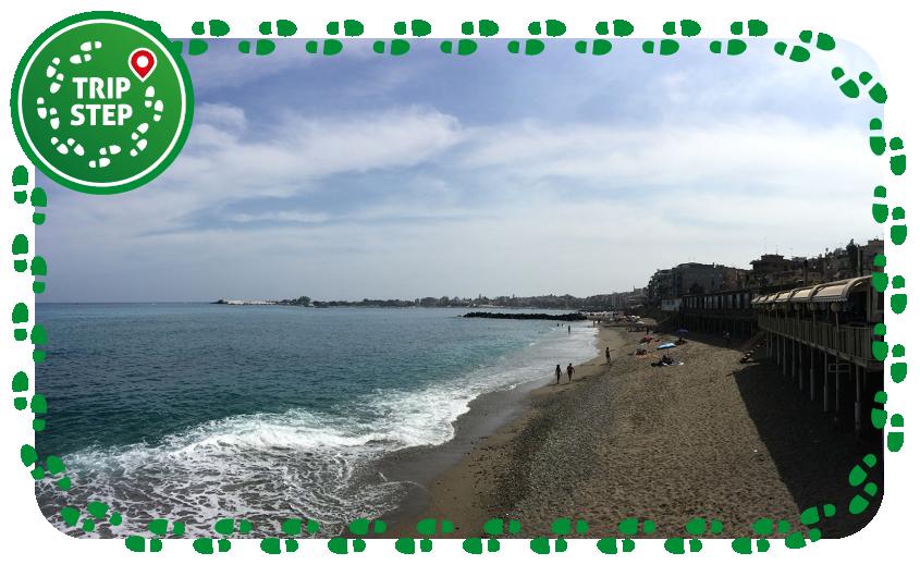 Giardini Naxos spiagge
