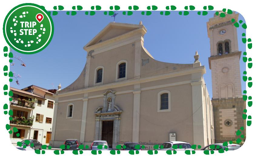 Gioiosa Marea chiesa di San Nicola di Bari foto di Gomera b via Wikimedia Commons