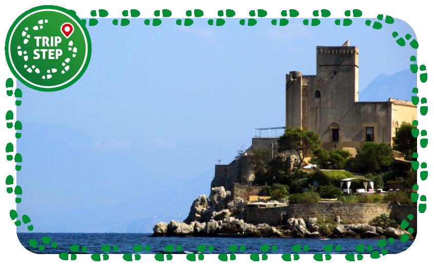 Il Castello di Solanto foto di Ferpint via Wikimedia Commons