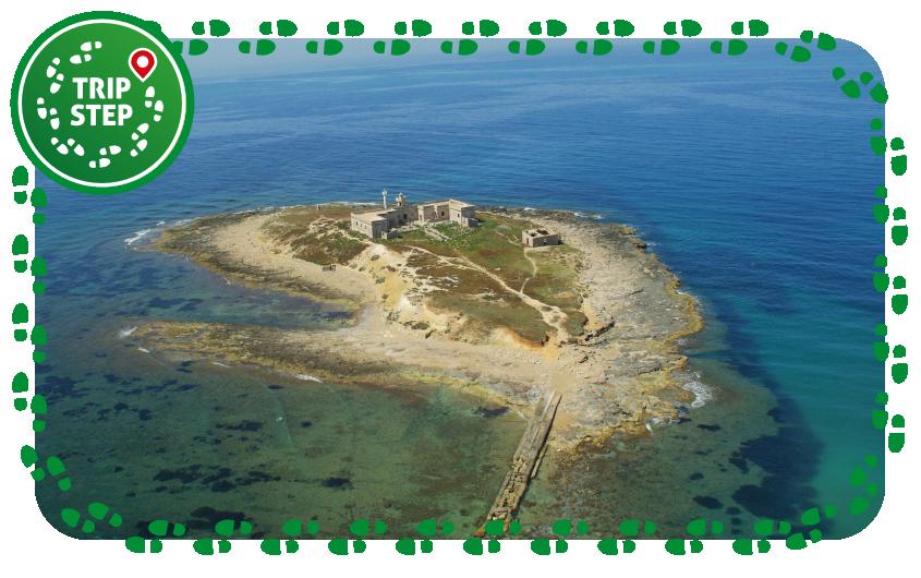 Isola delle Correnti veduta aerea foto di Michele Ponzio via Wikimedia Commons