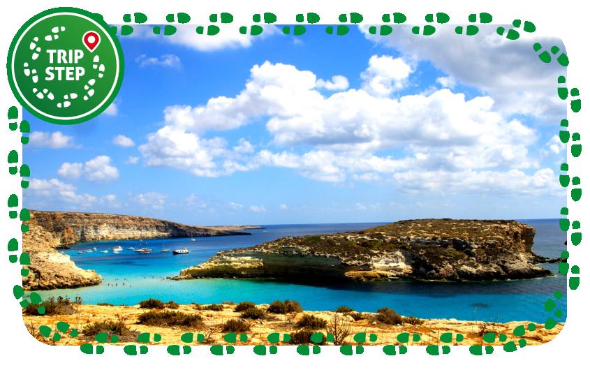 Lampedusa Isola dei conigl foto di: Lucio Sassi via Wikimedia Commons