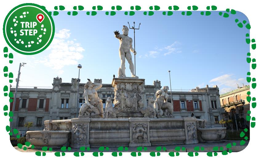 Messina fontana del Nettuno