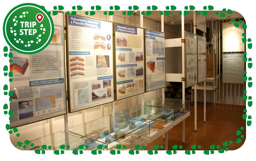 Museo Eoliano sezione di vulcanologia foto di: Davide Mauro via Wikimedia Commons