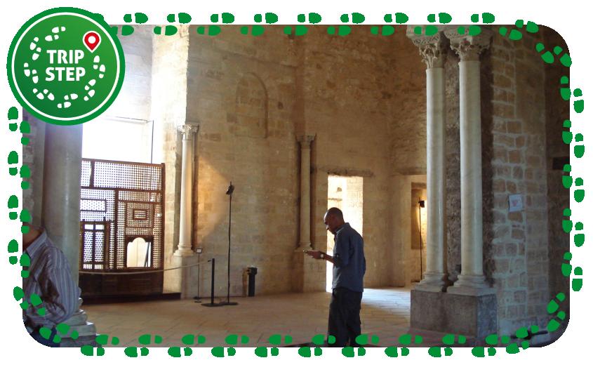 Museo d'arte islamica di Palermo sale interne foto di Giovanni Dall'Orto via Wikimedia Commons