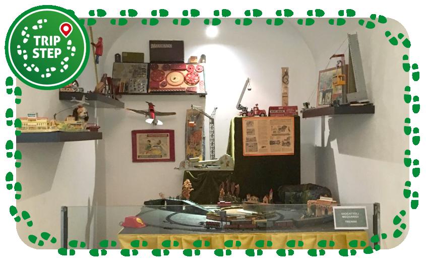 Museo del Giocattolo e delle Cere Pietro Piraino giocattoli meccanici