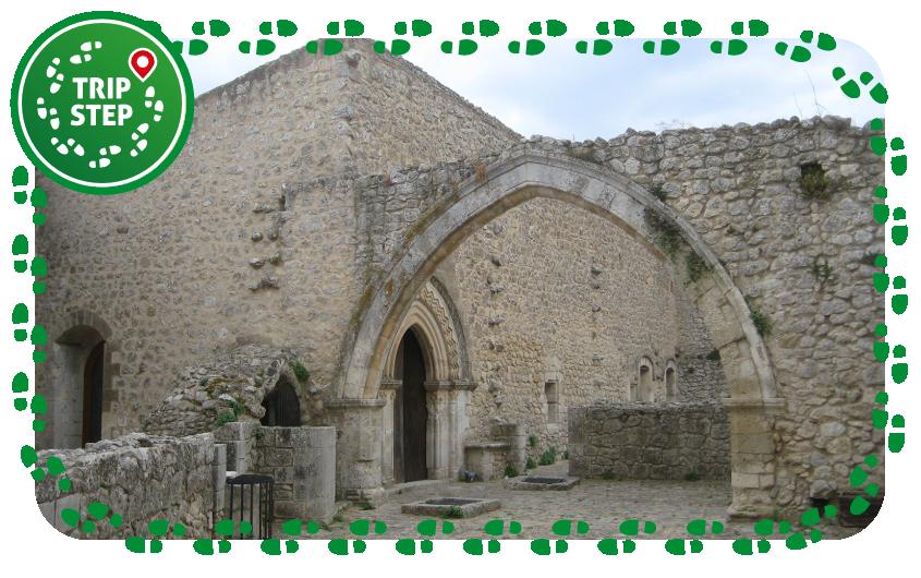 Mussomeli Castello Manfredonico cortile interno foto di: Pequod76 via Wikimedia Commons