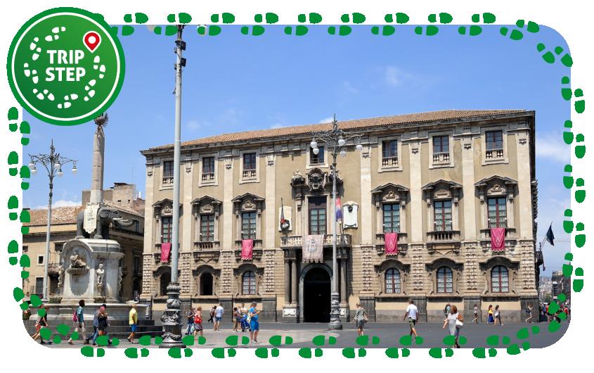 Palazzo degli Elefanti foto di Luca Aless via Wikimedia Commons