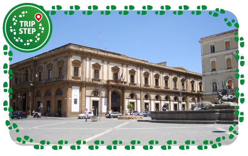 Palazzo del Carmine sede del Municipio di Caltanissetta foto di: Isider93 via Wikimedia Commons