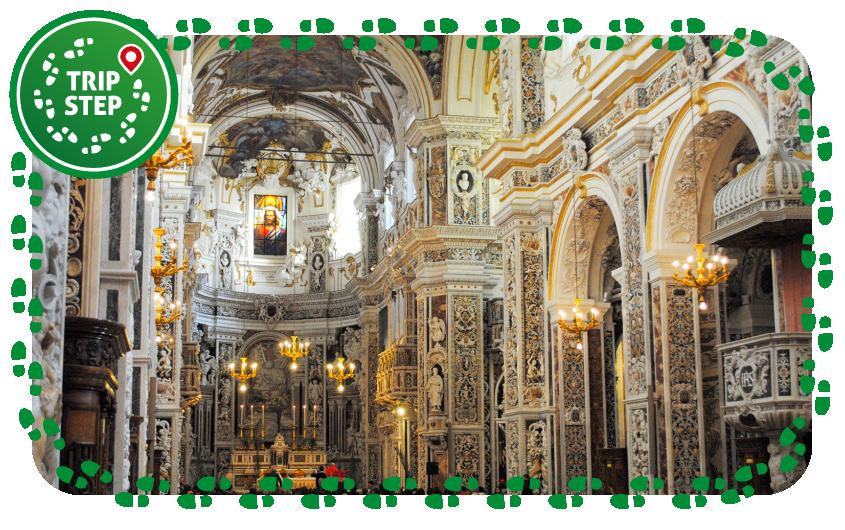 Palermo Chiesa del Gesù foto via Wikimedia Commons