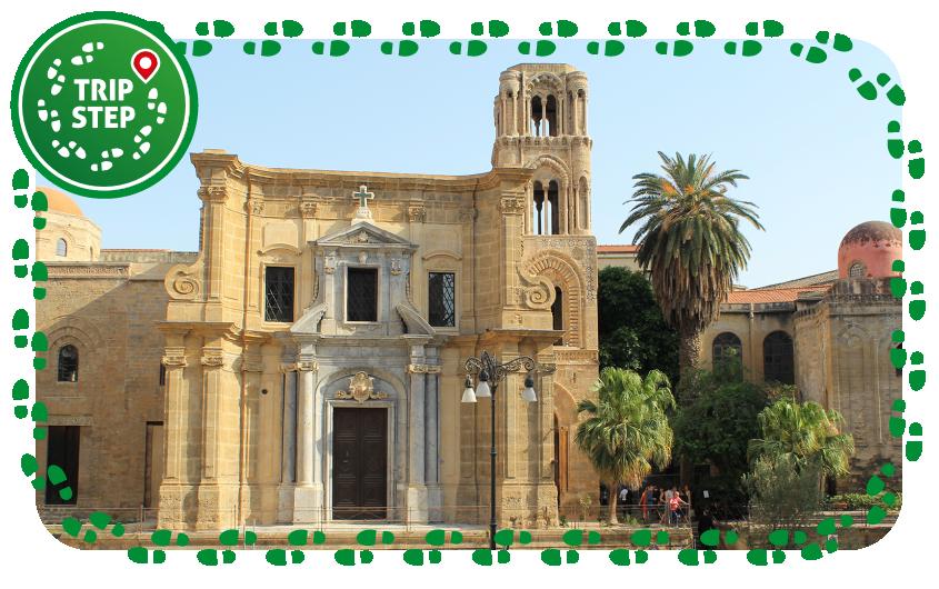 Palermo chiesa della Martorana foto di: Patrick_Nouhailler via Wikimedia Commons