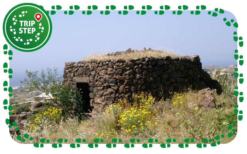 Pantelleria antico dammuso foto di: Michael Leithold via Wikimedia Commons