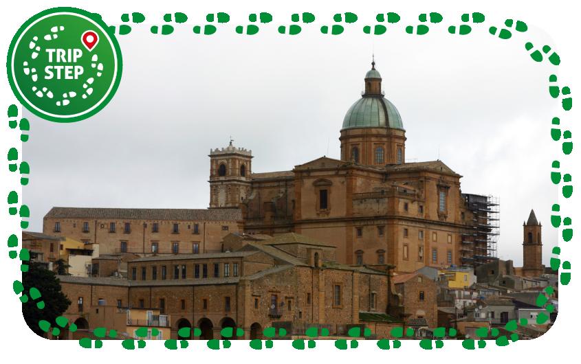 Piazza Armerina veduta del Duomo foto di José Luiz Bernardes Ribeiro via Wikimedia Commons