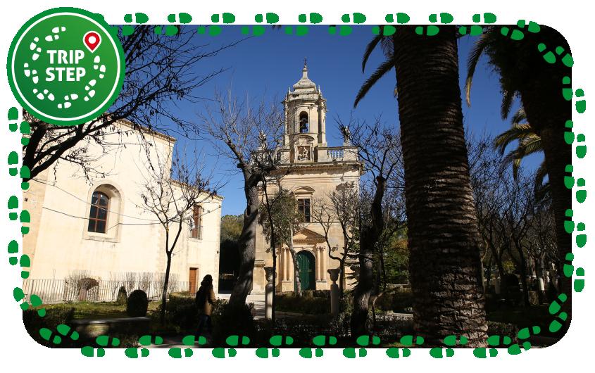 Ibla e i Giardini Iblei chiesa di San Giacomo Apostolo
