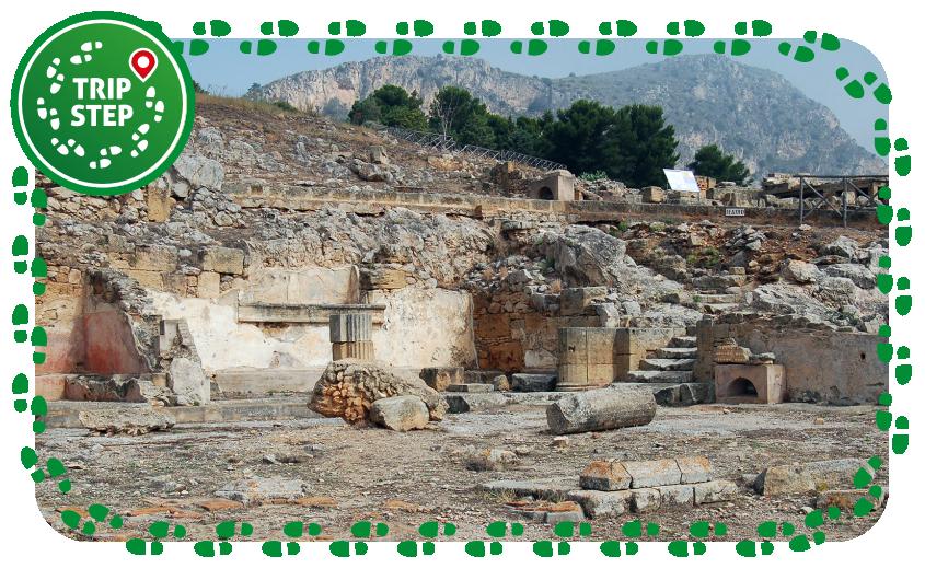 Rovine di Solunto by panoramio foto di keithlawson via Wikimedia Commons