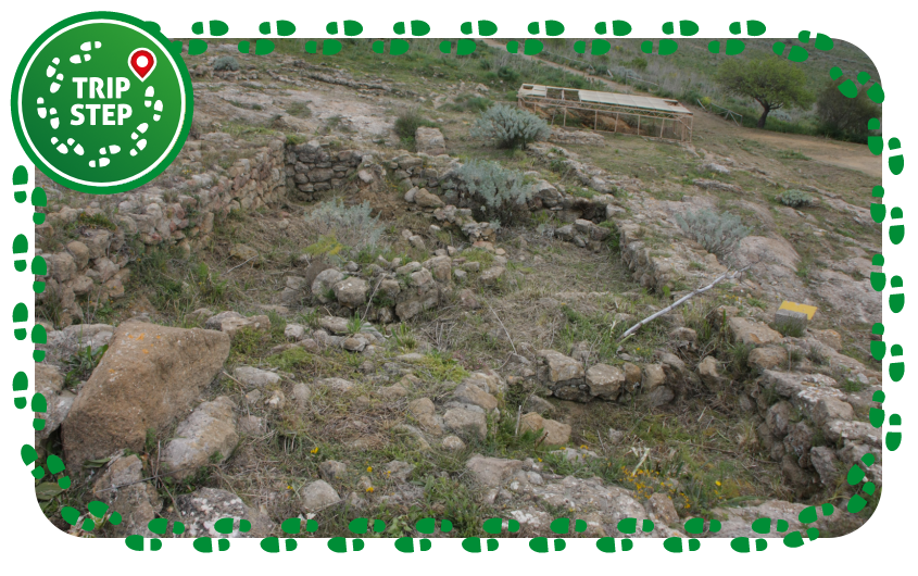 Sabucina area archeologica foto di: Davide Mauro via Wikimedia Commons
