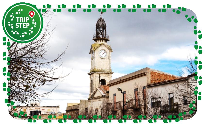 San Cataldo torre campanaria della chiesa del Santissimo Rosario