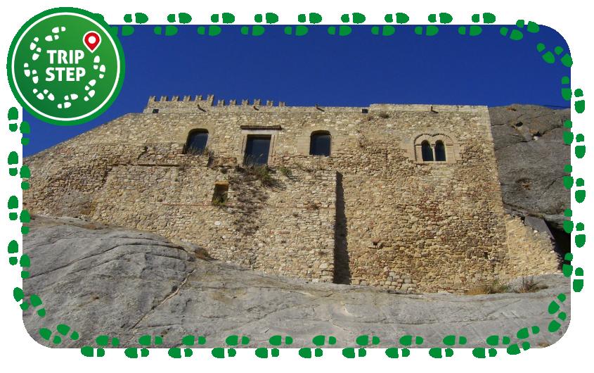 Sperlinga castello foto di: Dedda71 via Wikimedia Commons