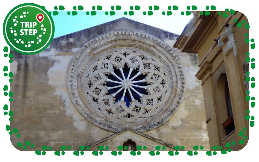 Trapan Chiesa di Sant' Agostino foto di: Effems via Wikimedia Commons