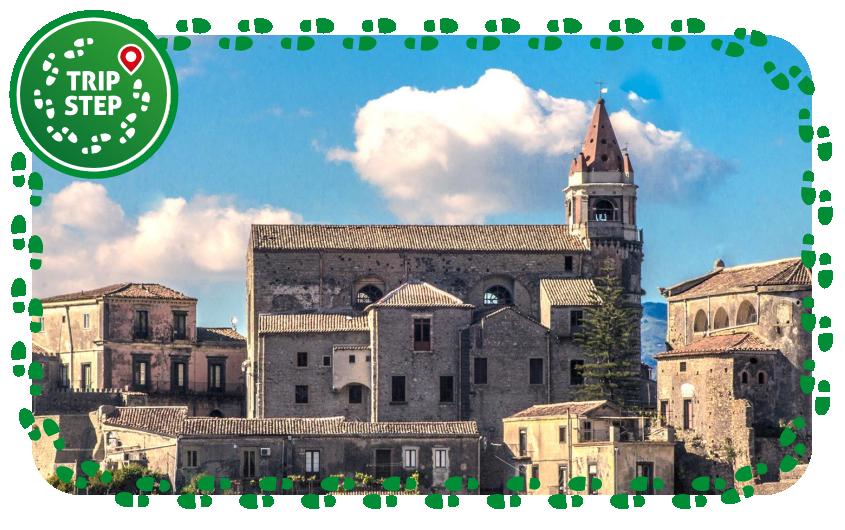 Castiglione di Sicilia Chiesa dei Santi Pietro e Paolo foto di: Valeria Camarda via Wikimedia Commons