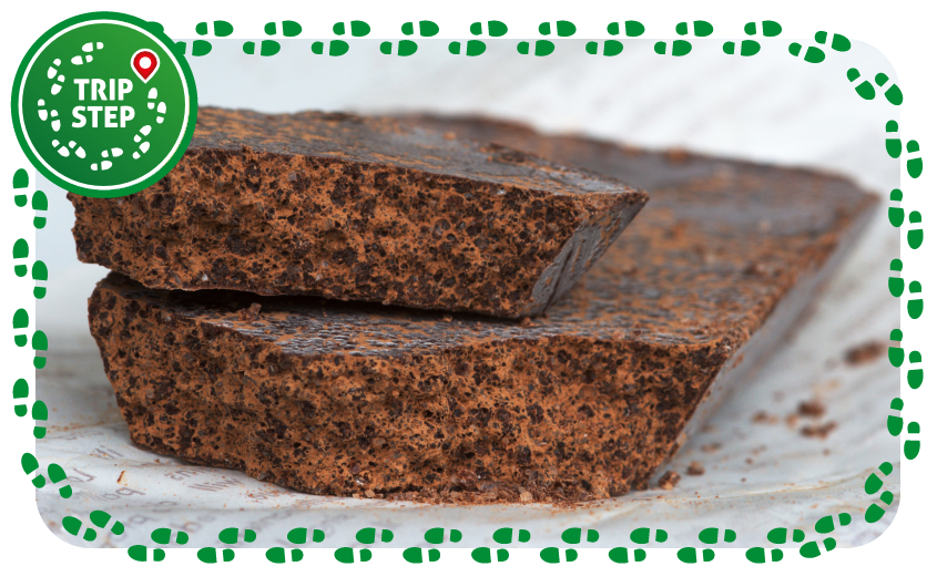 Cioccolato modicano foto di: Mussklprozz via Wikimedia Commons