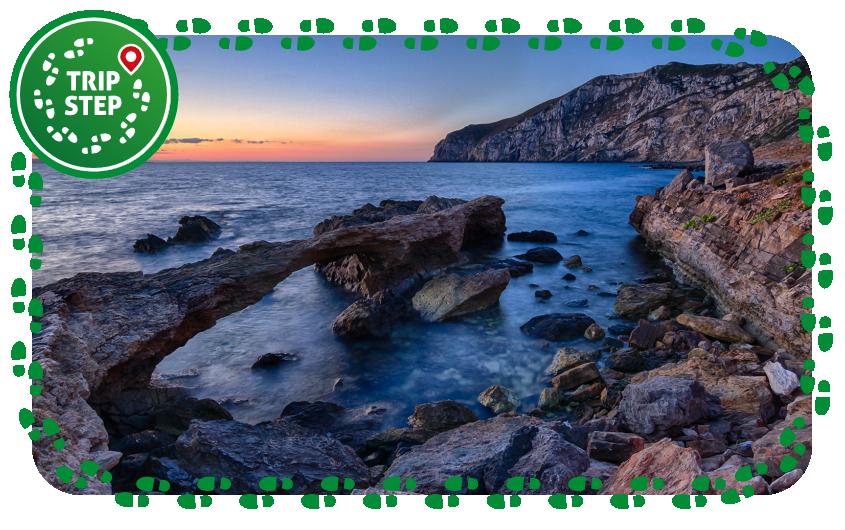 Isole Egadi Marettimo al tramonto foto di: Fulvio Spada via Wikimedia Commons
