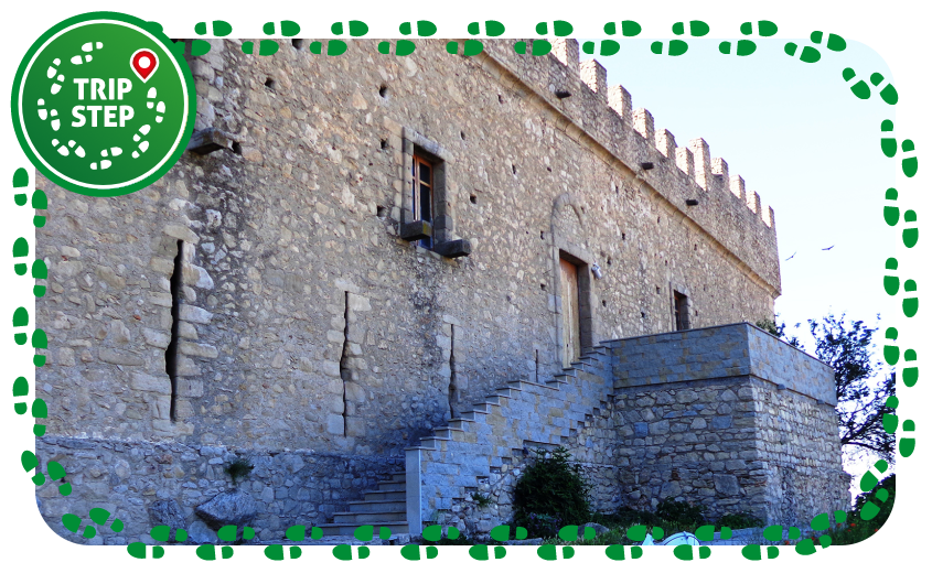 Montalbano Elicona Castello ingresso nobile foto di: Effems via Wikimedia Commons