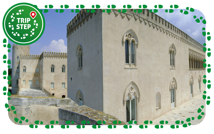 Ragusa castello di Donnafugata foto di: Catarella via Wikimedia Commons