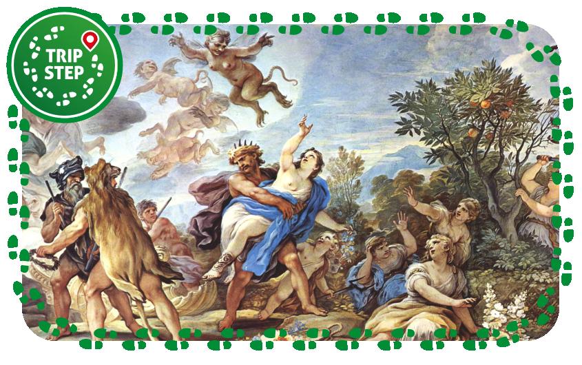 Il ratto di Proserpina in un dipinto di Luca Giordano