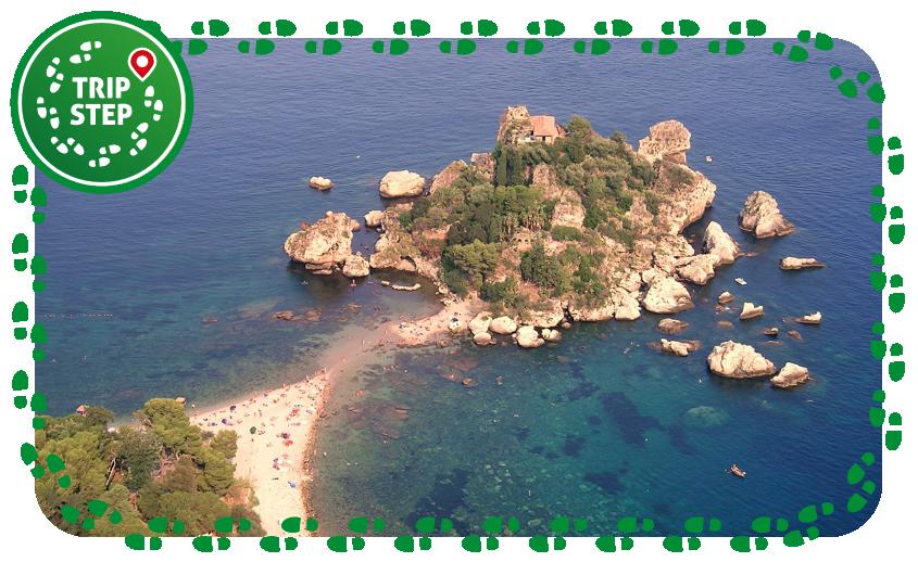 Taormina Isola Bellafoto di: Luigi CC via Wikimedia Commons